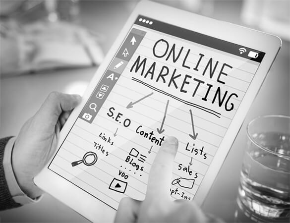 Digital marketing services, India